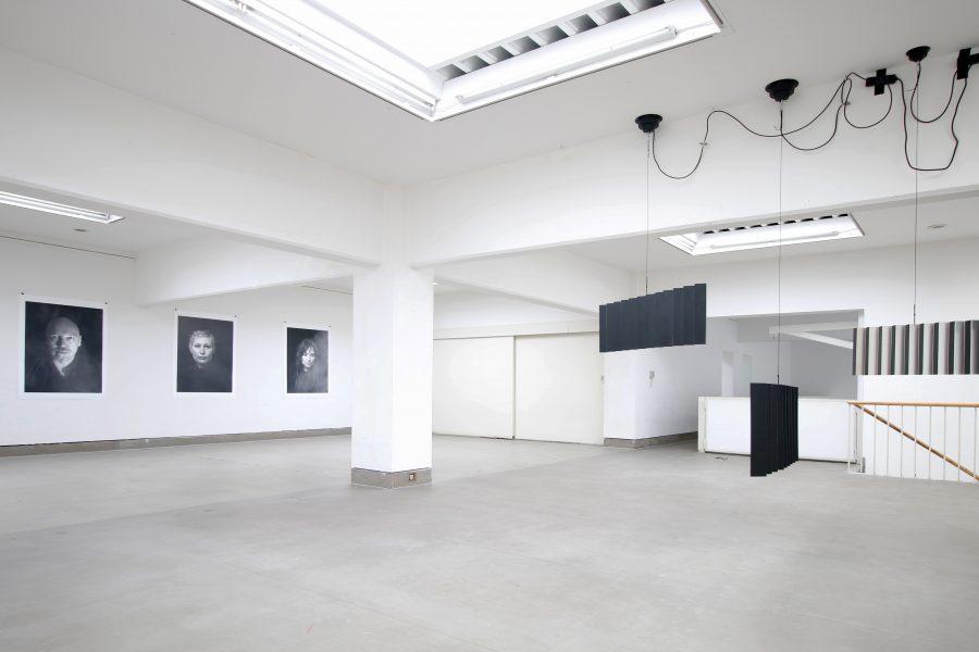 0+255Bonn, Künstlerforum Bonn, 2019, Ausstellungsansicht