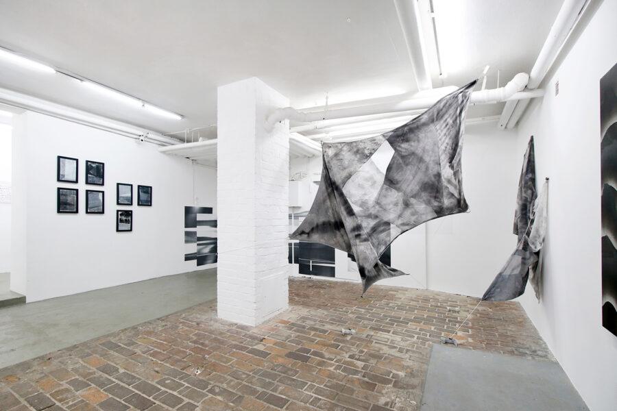 0+255_Studiogalerie, Ausstellungsansicht